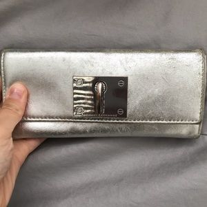 Armani Exchange leather Wallet